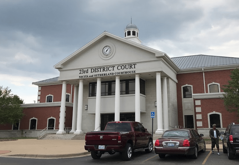 23rd District Court in Taylor