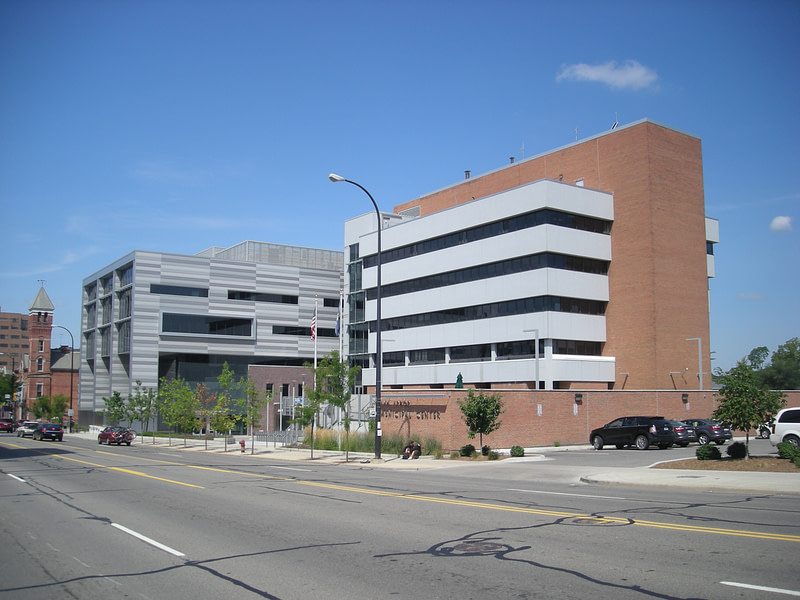 15th District Court in Ann Arbor