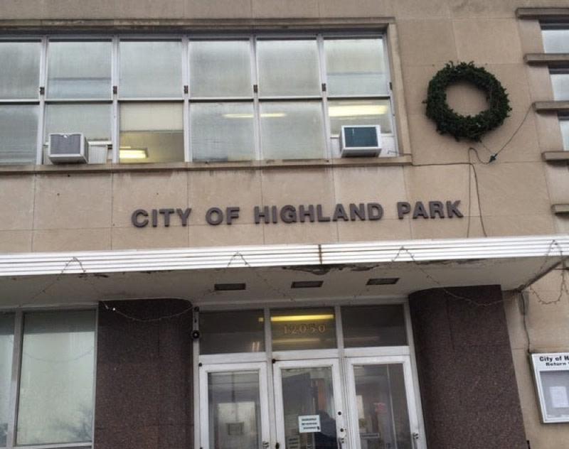 30th District Court in Highland Park