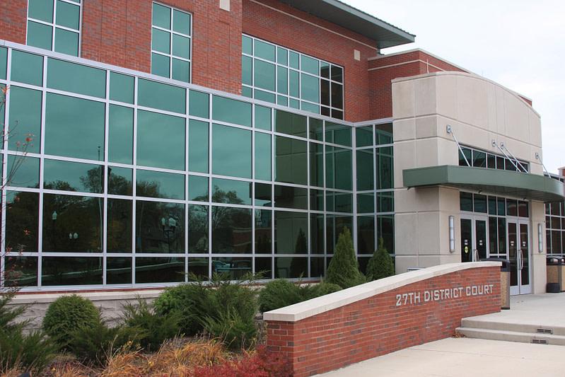 27th District Court in Wyandotte