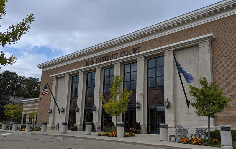16th District Court in Livonia