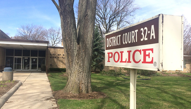 32A District Court in Harper Woods
