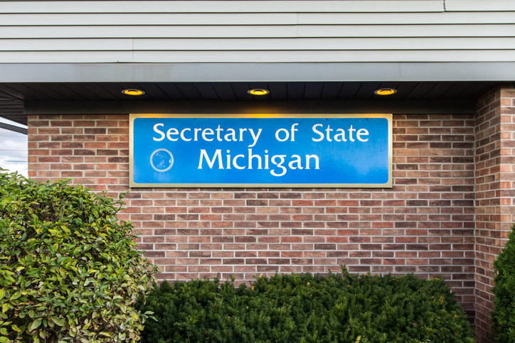Secretary of State Branch In Michigan
