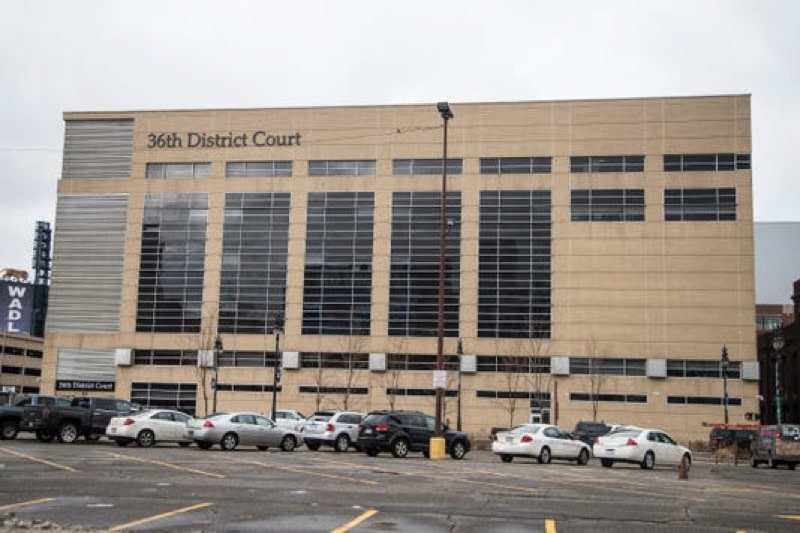 36th District Court in Detroit