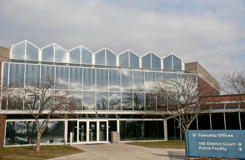 14B District Court in Ypsilanti