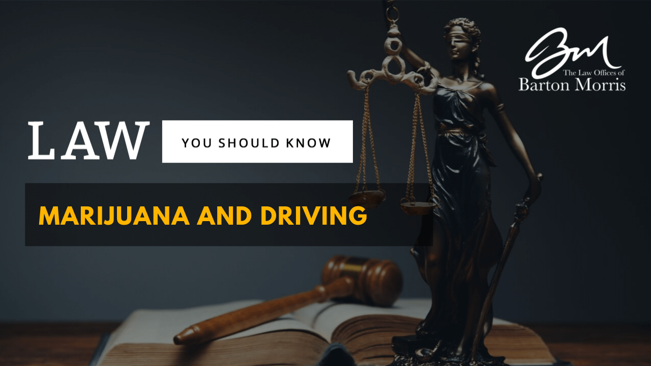 What To Do If I Get Pulled Over After Smoking Marijuana?