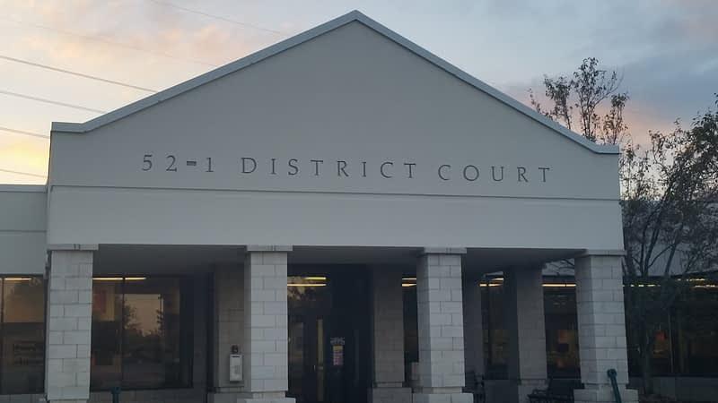 52nd District Court - 1st Division in Novi