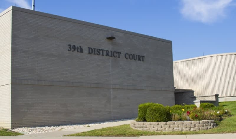39th District Court in Roseville