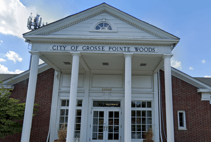 Grosse Pointe Woods Municipal Court