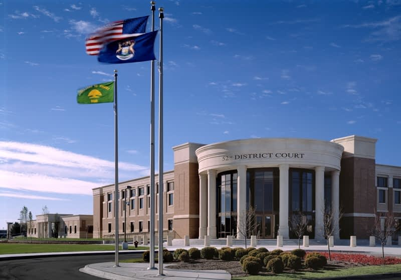 52nd District Court - 3rd Division in Rochester Hills