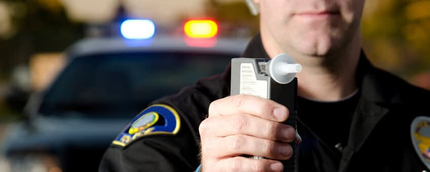 If you refuse a breath test what are the penalties?